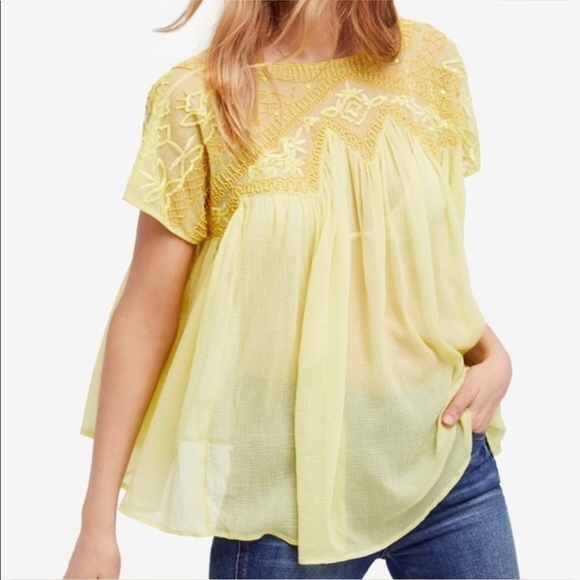 bd2cca087cdfe Free People Tops - FREE PEOPLE